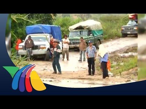 900 escuelas sin clases en Oaxaca por lluvias | Noticias de Oaxaca