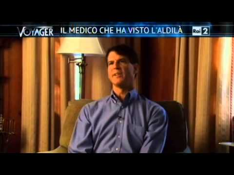 Voyager Vita dopo la morte, intervista a Eben Alexander (proof of heaven).avi