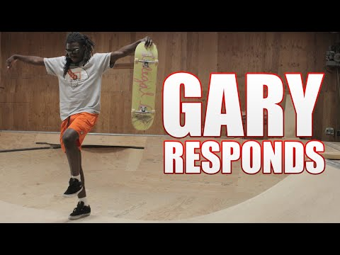 Gary Responds To Your SKATELINE Comments - Skateboarding Special Ops, Max Palmer, Varial Heel, Zane