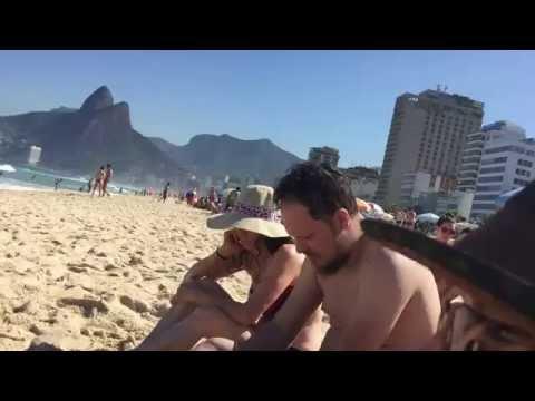 Praia de Ipanema: Daniell Rodrigues Lazzarotto. Rio de Janeiro, Brasil. IMG_6053. 43,3 MB. 11jul16