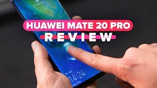 Huawei's Mate 20 Pro is one of the best Android phones around