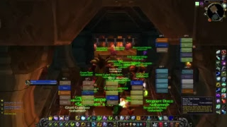 world of warcraft  - k3 bwl