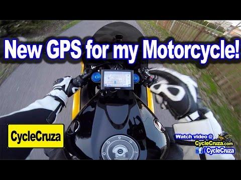 New GPS for My CBR1000rr! Garmin Zumo? | MotoVlog