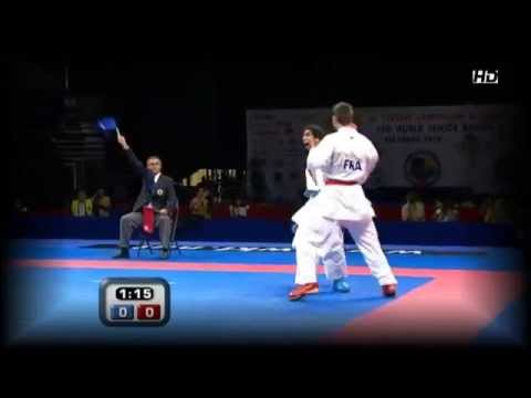 WKF World Karate Championships - The Greatest Karate Show in the World