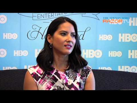 A Cinderella story (Olivia Munn for The Newsroom Pt 1)