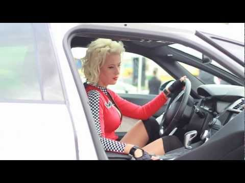 Блондинка Рулит! - Citroën DS5 и DS4 (www.blonddrive.tv)