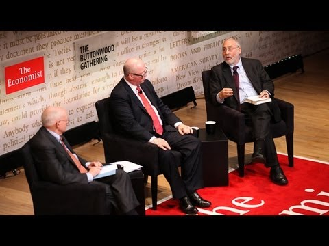 Joseph Stiglitz and Martin Feldstein: A conversation about inequality