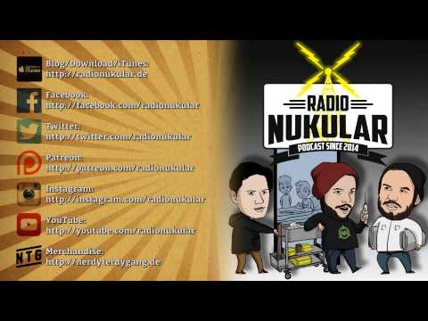 Radio Nukular #8: Zivildienst-Geschichten