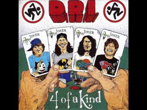 Dirty Rotten Imbeciles - Man Unkind