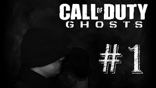 Call of Duty GHOST - Bölüm #1 - NASA Party Hard !
