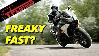 Is the 2019 Yamaha Tracer 900 a Tame Hooligan Bike?