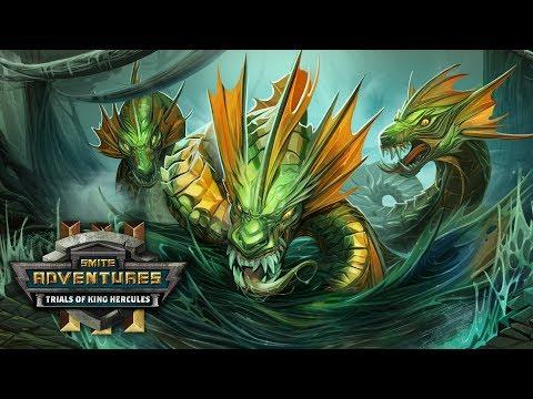 SMITE - New Adventures - Trials of King Hercules