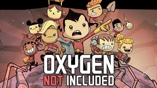 Oxygen Not Included - Ep. 1 - Agricultural Update! - Let's Play Oxygen Not Included Gameplay