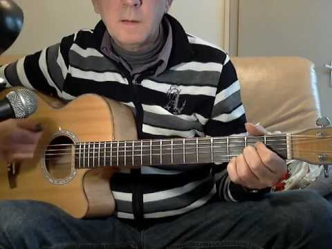 Apprendre la guitare - Vite fait mais très simple- Hey Joe Johnny Hallyday