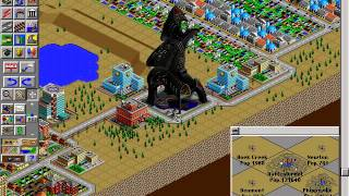 SimCity 2000 on hard difficult #12