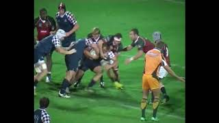 JD Beetge Rugby Highlights Video