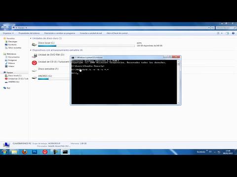 Recuperar Archivos Borrados De Una Memoria USB // Sin Programas