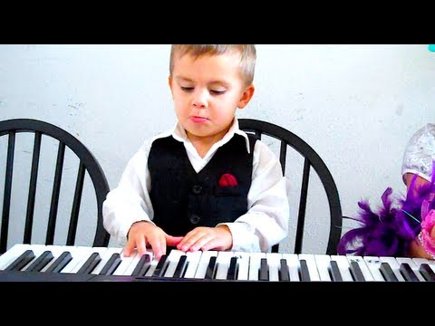 Mini Mozart!
