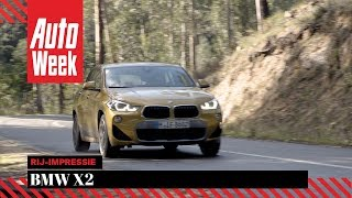 BMW X2 - AutoWeek Review