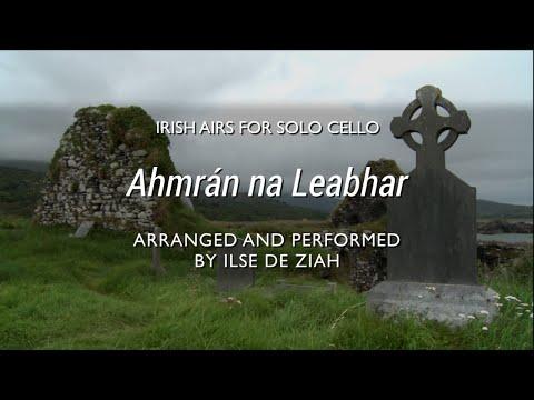 Irish cello - Song of the Books (Amhrán na Leabhar)