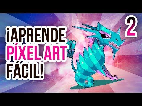 APRENDE PIXEL ART FÁCIL - Consejos y técnicas | Happip