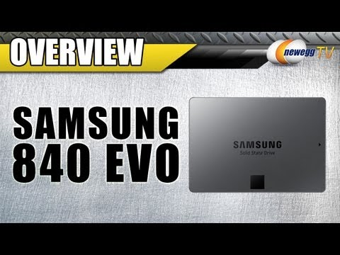 SAMSUNG 840 EVO TLC Internal Solid State Drive Overview - Newegg TV