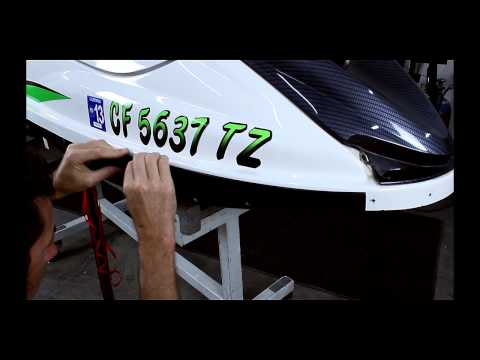 ProWatercraft Racing - install video for our Performance Rubber Bumpers