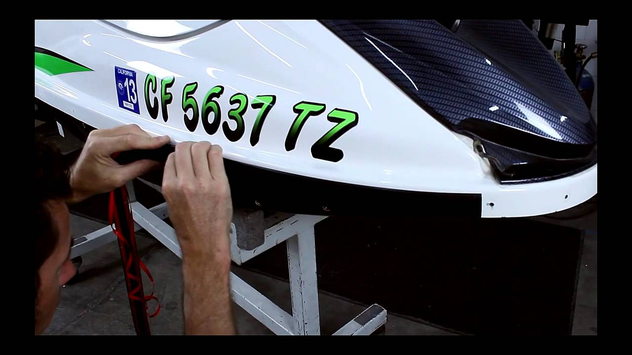 Prowatercraft Racing Install Video For Our Performance