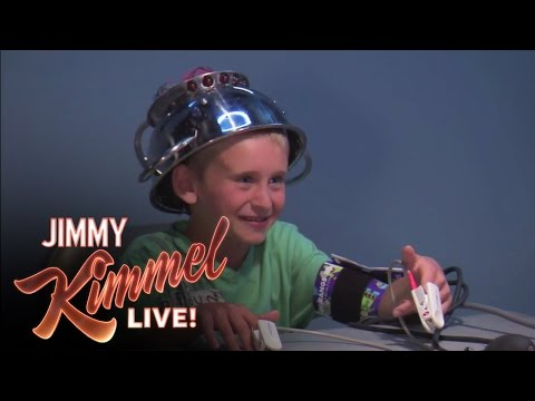 Jimmy Kimmel Lie Detective #3