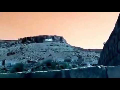 فيديو: يُنشر لأول مرة.. اقرب تصوير لانفجار قنبلة جبل عطان في مخزن اسلحة ألوية الصواريخ