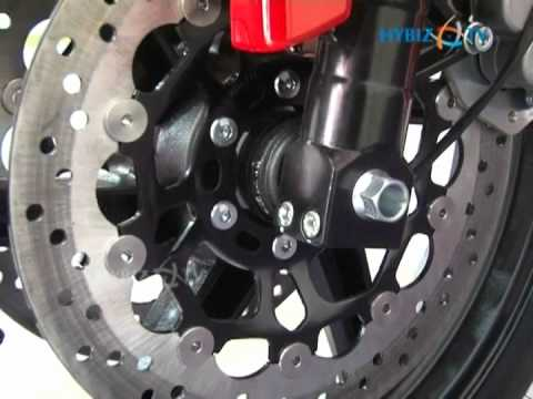 Sports Bike, Big Boy Hyosung GT250R, Hyderabad, DSK Motowheels Pvt Ltd - hybiz.tv