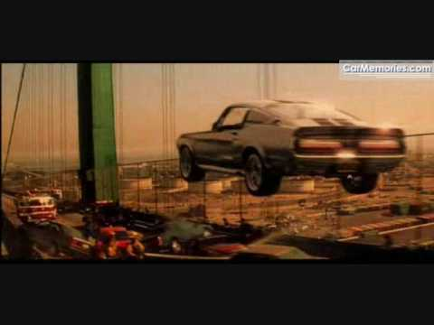 Gone in 60 Seconds Soundtrack - Eleanor Theme