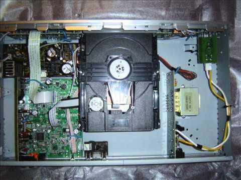 Yamaha Cd S Cd Player Review