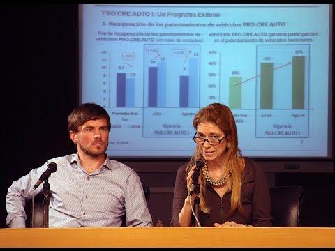 25 de SEP. Débora Giorgi anunció la fase 2 del programa Procreauto