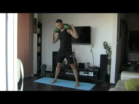 Effective Home workout SPARROWBAG Core Training