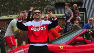 Boaz van de Beatz - No Way Home (feat. Mr. Polska & Ronnie Flex) [Official Music]
