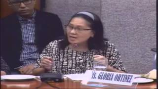 BongbongMarcos Asks Gloria Ortinez,, LaglagBala OFW Victim Speaks out P4