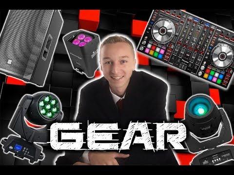 What gear do I use? | DJ Equipment Tour