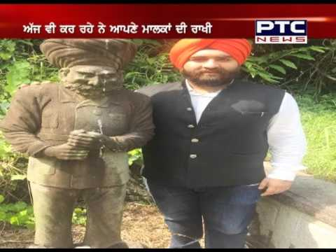 Brave Sikh Statues in Singapore | PTC News Special