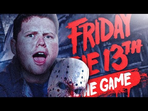 BRAND NEW FRIDAY THE 13TH HORROR GAME