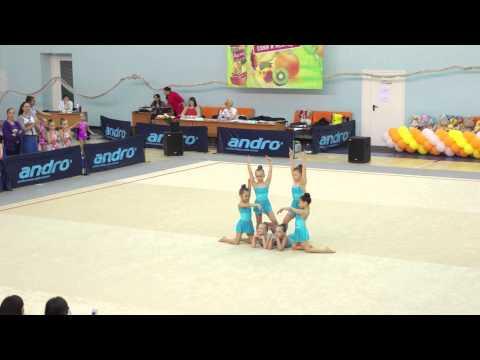 Тюмень. Турнир по художественной гимнастике-2013