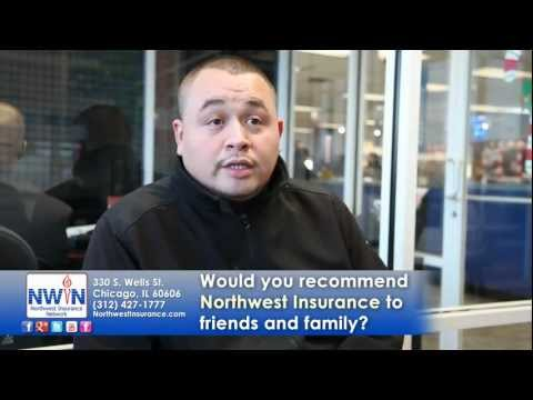 Northwest Insurance Review from NWIN Auto Insurance Customer near Chicago