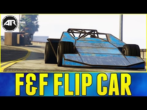 GTA 5 ONLINE : Fast And Furious Flip Car!!! (BF Ramp Buggy, Import/Export Gameplay)