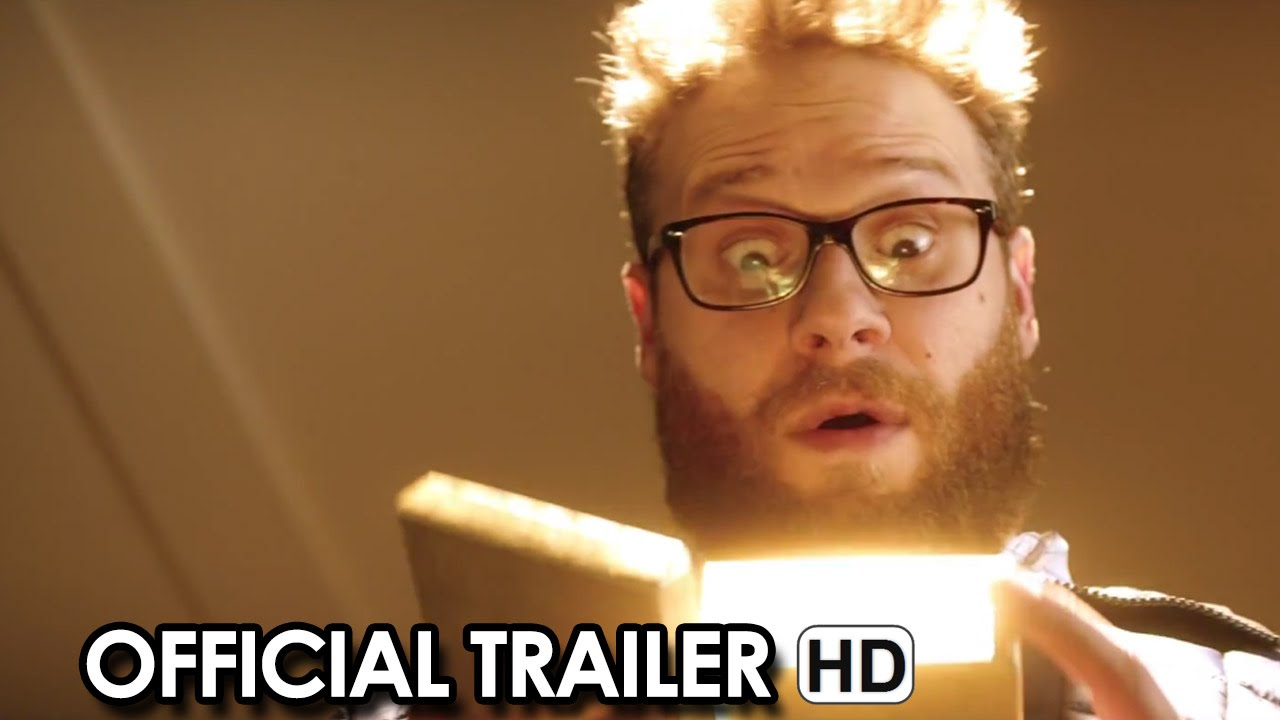 THE NIGHT BEFORE ft. Seth Rogen Official Trailer (2015) HD