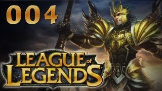 League Of Legends #004 - Jarvan [deutsch] [720p][commentary]