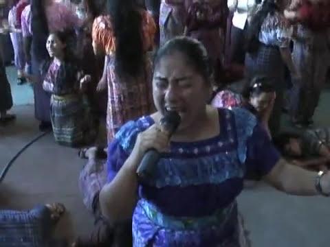Amanda Rodas, coros pentecostales con poder, (parte 2 de 2)