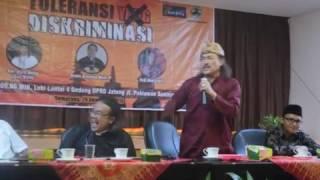 Gus Nuril Angkat Bicara, Jawa Itu Yahudi