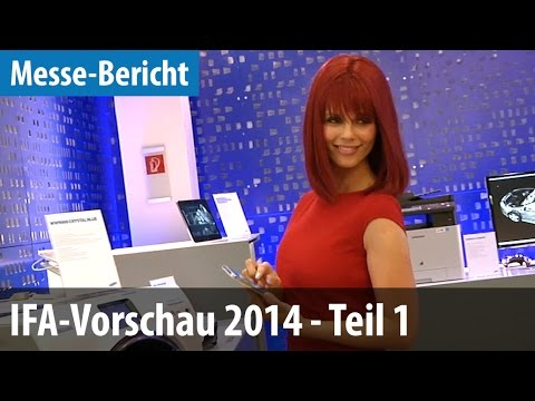 IFA 2014 Vorschau, Teil 1 mit günstigen Windows-Tablets, Gaming-Monitor und OLED-Alternative