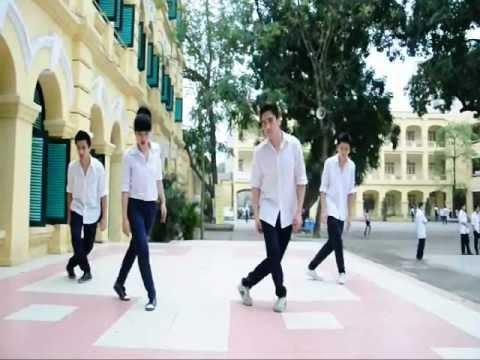 Flashmob Tutorial - Clip hướng dẫn động tác flashmob Việt Đức khoá 94 phần 1