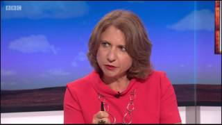 Tom Wilson discusses far-right extremism on the BBC's Daily Politics
